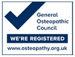 We are registered
